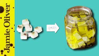 How to store feta: Akis Petretzikis