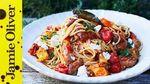 Summer sausage pasta: Jamie Oliver