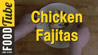 Chicken fajitas: EAT IT!