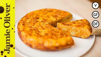 Ultimate Spanish omelette: Omar Allibhoy