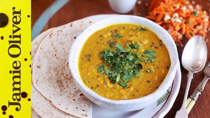 Sweet & Sour Lentil Dhal