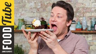 How to make chocolate brownies: Jamie Oliver