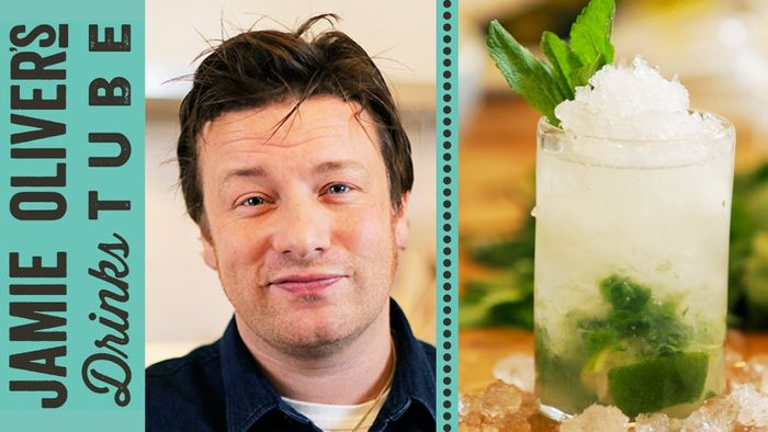 How to make a mojito cocktail: Jamie Oliver