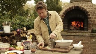 Jamie's perfect winter muesli: Jamie Oliver