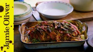 The mighty meatloaf: Jamie Oliver