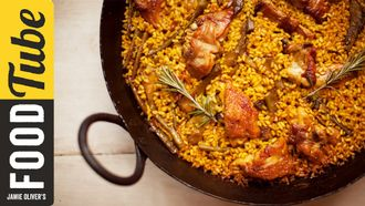 How to make Spanish paella: Omar Allibhoy