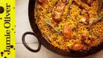 How to make Spanish paella: Omar Allibhoy