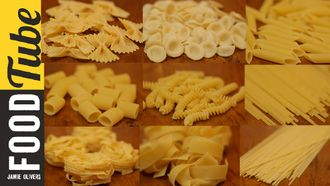 The perfect guide to pasta shapes: The Chiappas