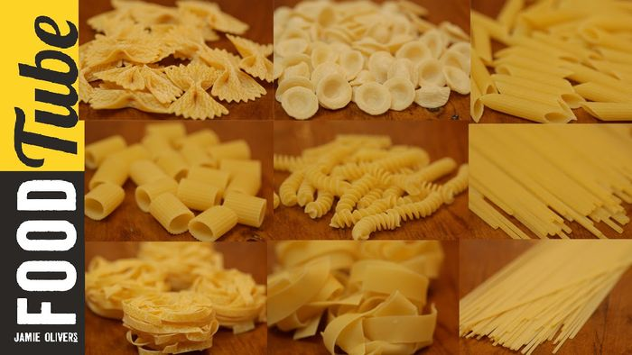 The Perfect Guide to Pasta Shapes