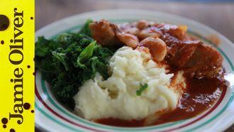 Classic chicken casserole: Kerryann Dunlop