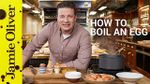 How to boil an egg: Jamie Oliver