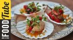 Pan fried scallops: Natalie Coleman