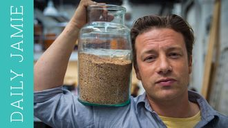 Eat my granola dust: Jamie Oliver