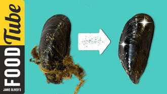 How to prepare mussels: Bart's Fish Tales