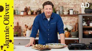 """Chicken """"Under a brick"""": Jamie Oliver"""