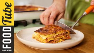 How to cook classic lasagne: Pete Begg