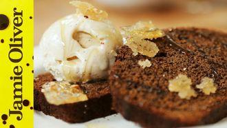 Fresh Jamaican ginger cake: Aaron Craze