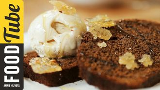 Fresh Jamaican ginger cake: Aaron Craze
