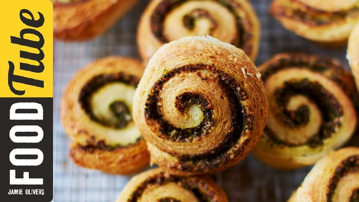 Savoury morning buns: April Bloomfield