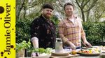 Spicy chicken wings: Jamie Oliver & Tom Walker