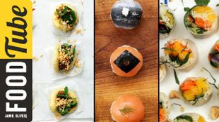 Easy party canapes