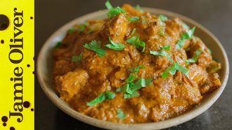 Chicken tikka masala: Chetna Makan