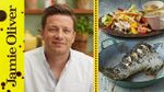 Green tea roasted salmon: Jamie Oliver