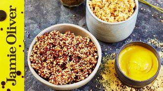 How to make mustard: Maddie Rix