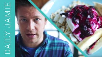Super food breakfast: Jamie Oliver