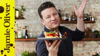 Eggy French toast crumpets: Jamie Oliver