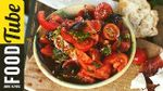 The best tomato salad and chorizo: Jamie Oliver