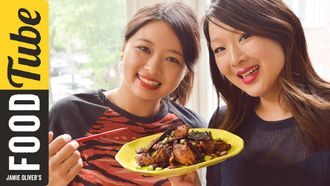 Kung Pao chicken: The Dumpling Sisters
