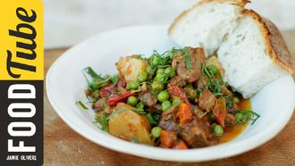 Classic Italian lamb stew: Gennaro Contaldo