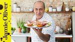 Grilled apricot salad: Gennaro Contaldo