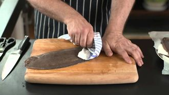 How to prepare Dover sole: Jamie's Food Team