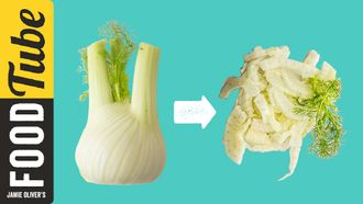 How to prepare fennel: Gennaro Contaldo