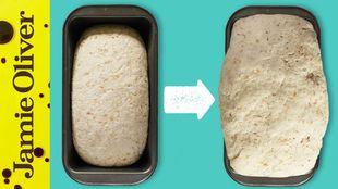 How to prove dough