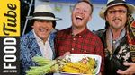 Spicy beef tacos: Food Busker & Cuban Brothers