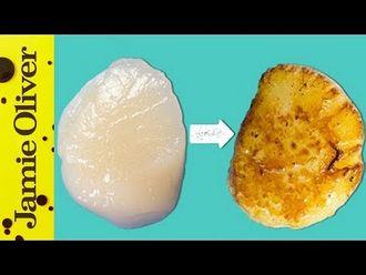 How to sear scallops: Bart van Olphen