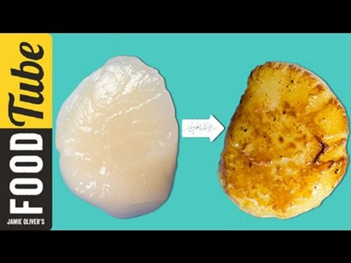 How to sear scallops: Bart van Olphen