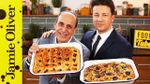 How to make focaccia: Jamie Oliver & Gennaro Contaldo