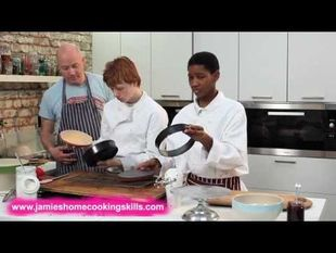 Victoria sponge part 2 u2013 Jamie Oliveru2019s Home Cooking Skills
