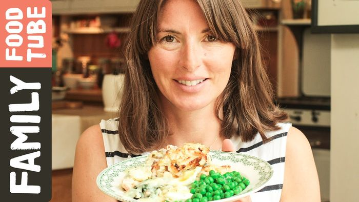 Family fish pie: Jools Oliver