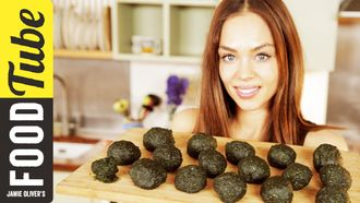 High energy protein balls: Danielle Hayley