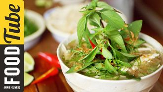 Vietnamese 'Pho Ga' chicken noodle soup: Thuy Pham-Kelly