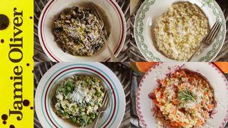 Perfect risotto four ways: Gennaro Contaldo