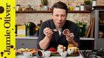 Chocolate pots: Jamie Oliver