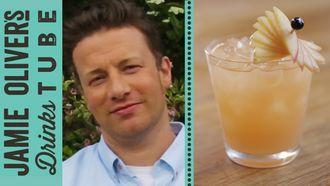 Treacle cocktail: Jamie Oliver, DJ BBQ & Simone Caporale
