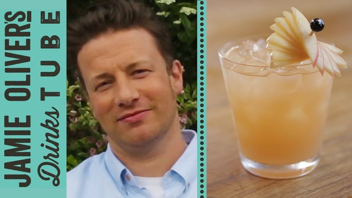 Treacle cocktail: Jamie Oliver, DJ BBQ & Simone Caporale