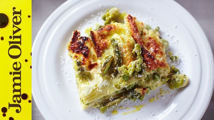 Summer Vegetable Lasagne